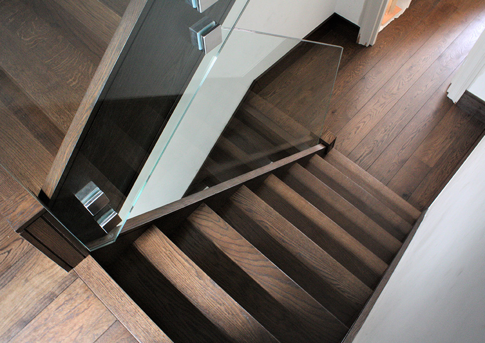 Staircase Joinery